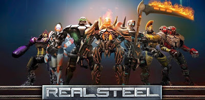 Apa kabar mitra disini aku akan menyebarkan gosip mengenai game android terbaru yaitu ga Real Steel HD V.1.30.2 APK