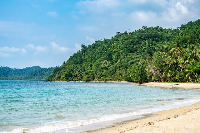 Nao Nao beach-palawan-philippines