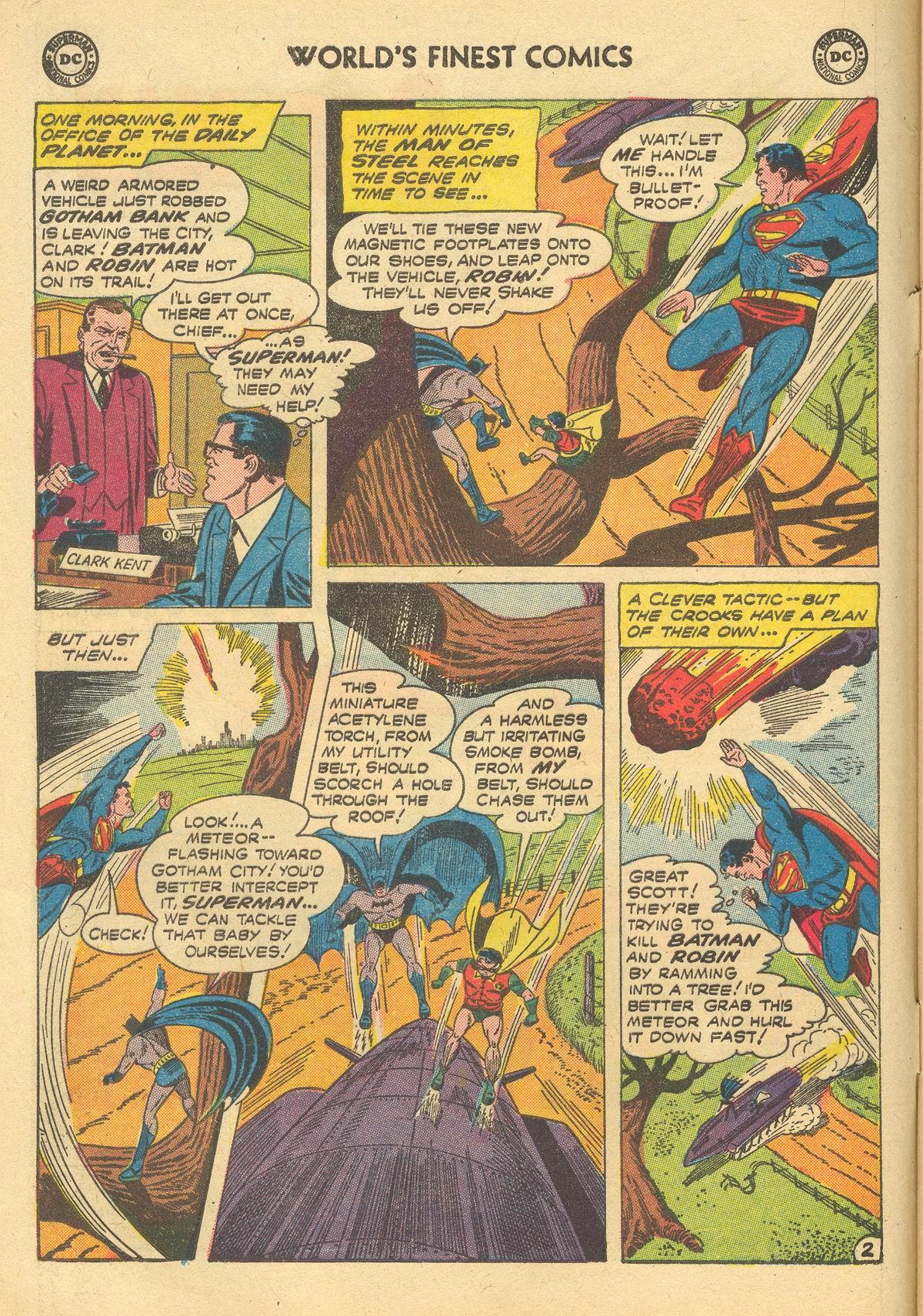 Read online World's Finest Comics comic -  Issue #105 - 4