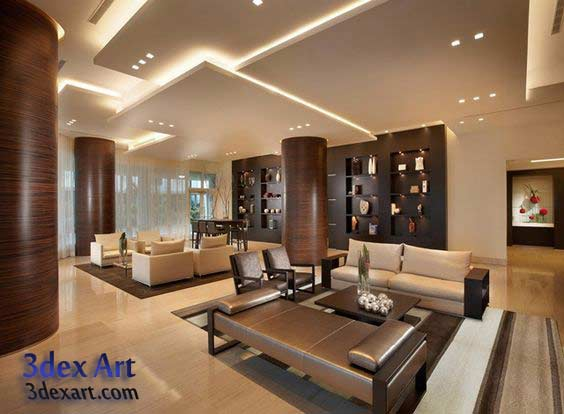 latest design living room 2018 styles of chairs false ceiling designs for and hall 2019 modern with lighting ideas