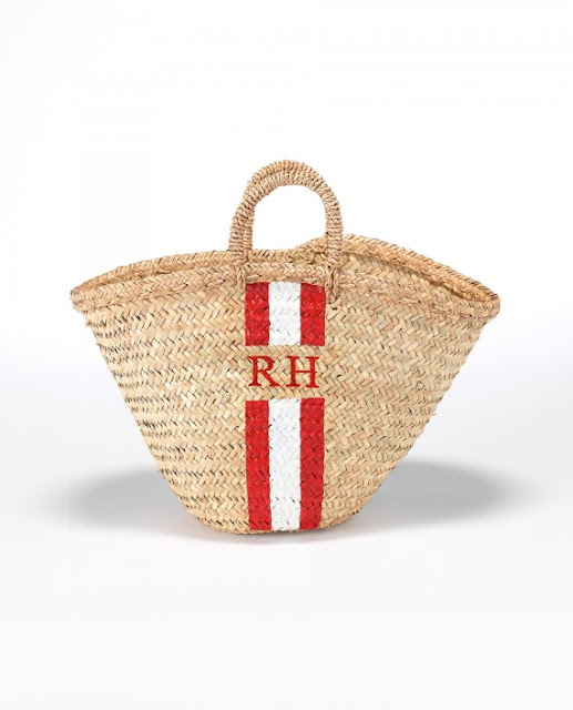 Monogram_Straw_Bag_Belle_Vivir_Bag
