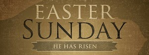 Easter Sunday – this is celebrated every first Sunday