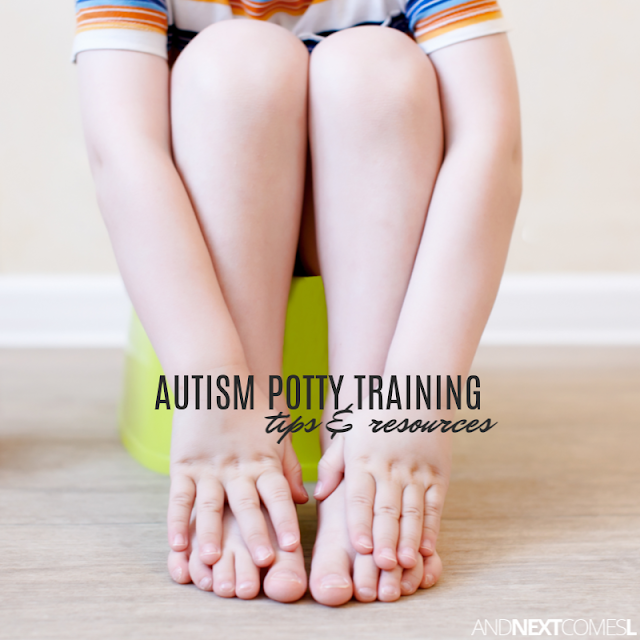 Autism potty training tips and strategies