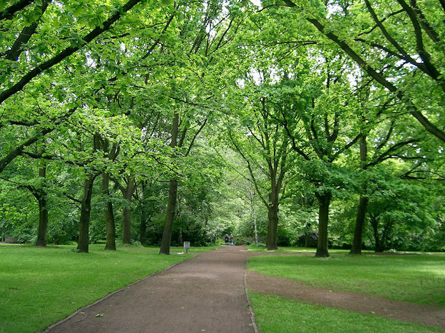 Parque Tiergarten em Berlim