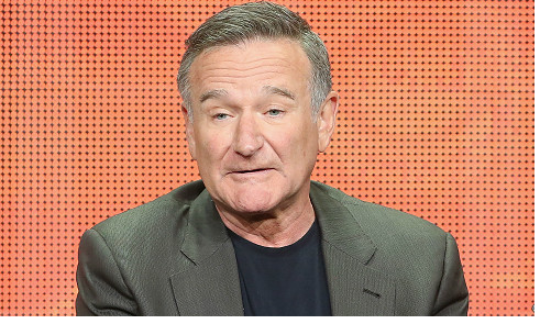 Robin Williams meninggal dunia