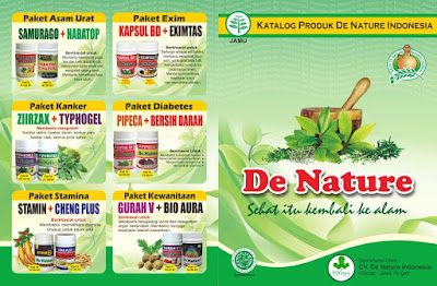 Daftar Obat De Nature
