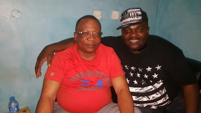 After EFCC Imbroglio, Nollywood's Ifeanyi Onyeabor Ends Rift With Partner, Steve James