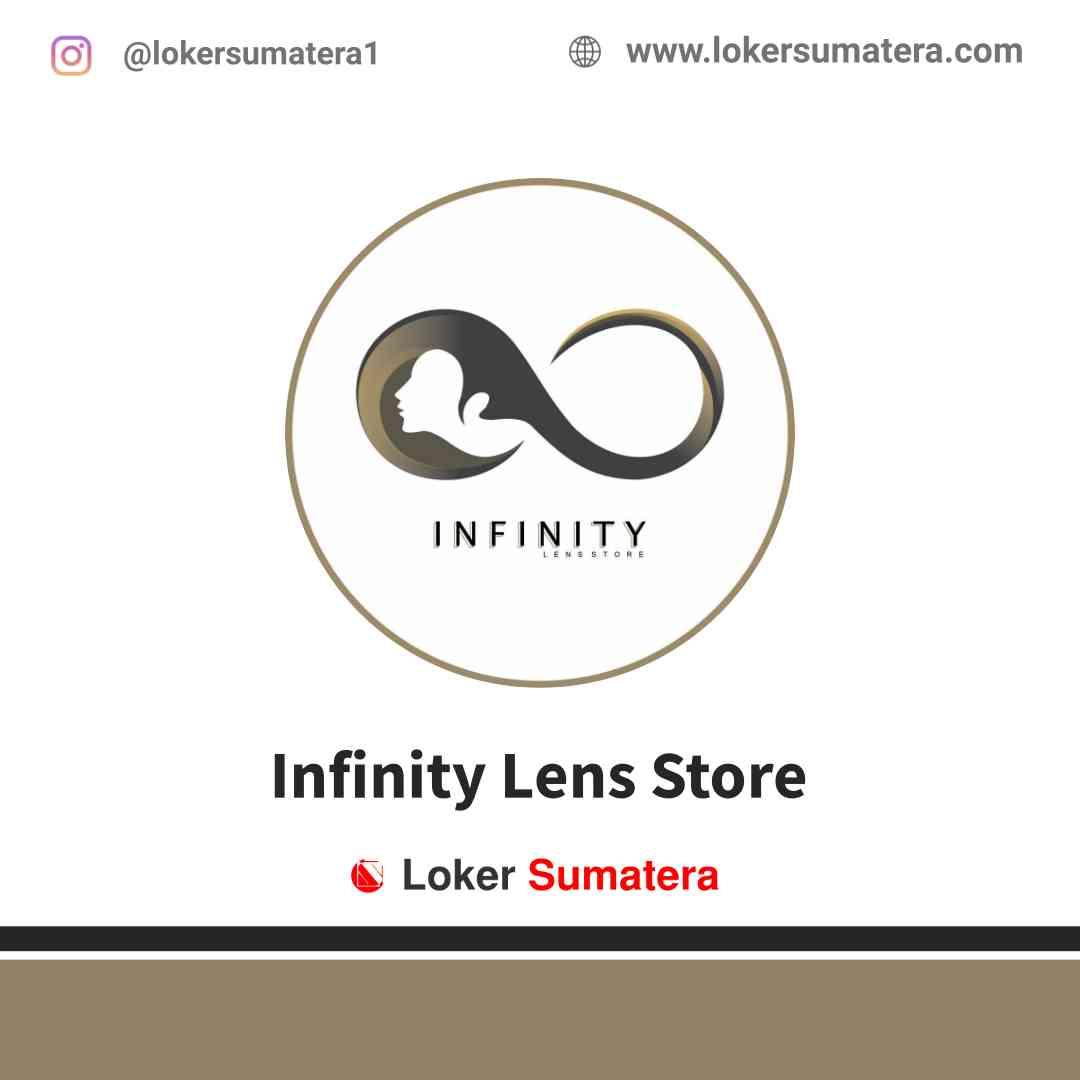 Lowongan Kerja Padang, Infinity Lens Store Juli 2021