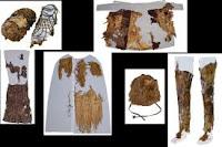 Oetzi, la mummia del Similaun: abiti ed equipaggiamento