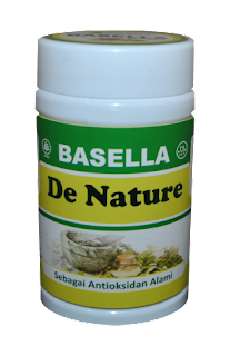Obat Hebal Kapsukl Basella De Nature Indonesia