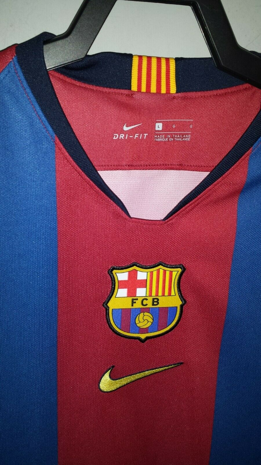 the latest ff91e 0de3d Special-Edition Nike FC Barcelona El Clásico Kit - What We ...