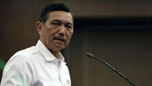 Luhut: Jokowi Harusnya Masuk Kopassus