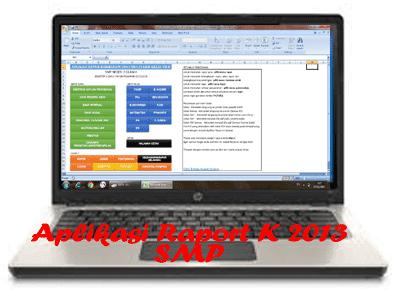 Aplikasi Raport K 2013 SMP Deskripsi Otomatis