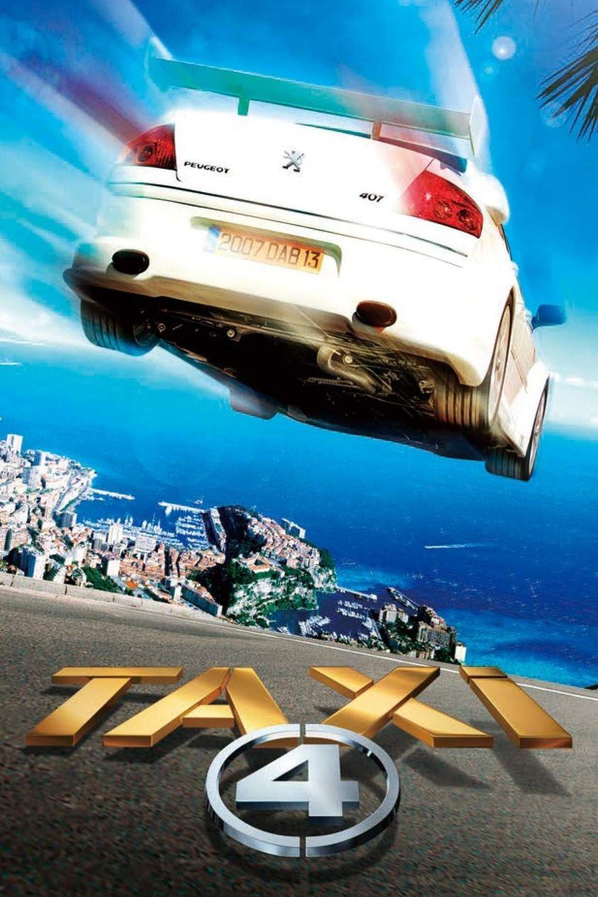 Quái Xế (Phần 4) - Taxi 4 (2007) (2007)