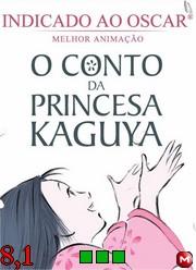 O Conto Da Princesa Kaguya Dublado - BRRip