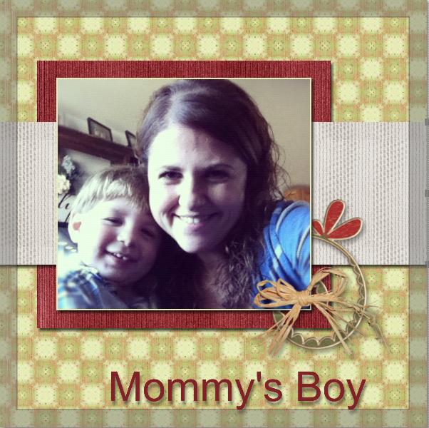 mommy's boy