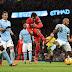 Liverpool Bermain Imbang 1-1 Lawan Manchester City