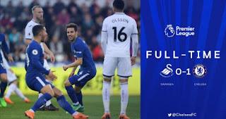 Swansea City vs Chelsea 0-1 Video Gol & Highlights