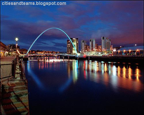 Newcastle Upon Tyne & Newcastle United FC HD Image and ...