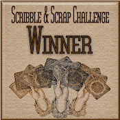 Winner Scribble and Scrap