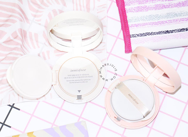 Review Innisfree Ampoule Intense Cushion