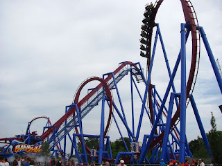 Coaster Review, Banshee.