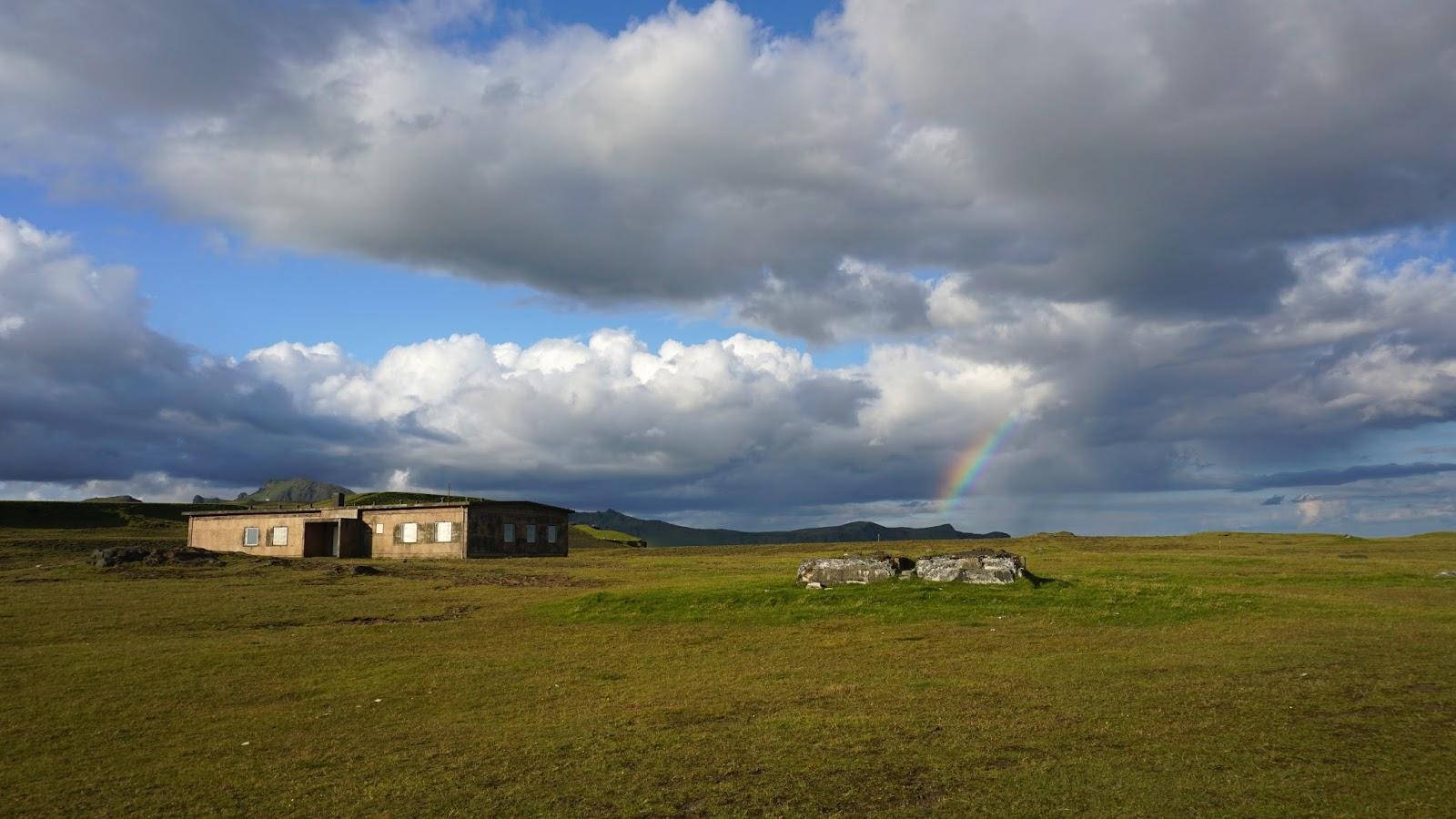 góra w Viku, Islandia