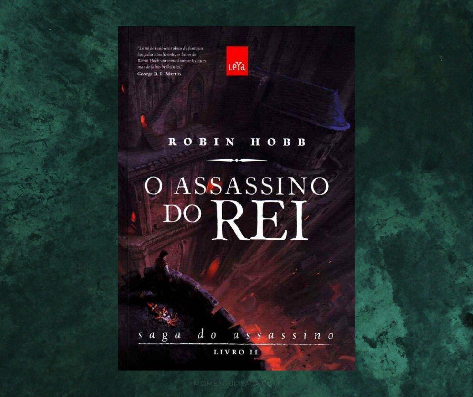 Resenha: O assassino do rei, de Robin Hobb