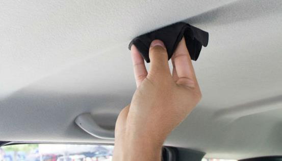 Cara Membersihkan Plafon Mobil Yang Berjamur Dan Kotor