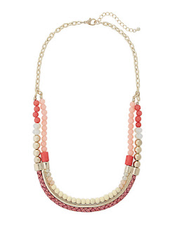 The Limited Mixed Media Collar Necklace $7 (reg $50)