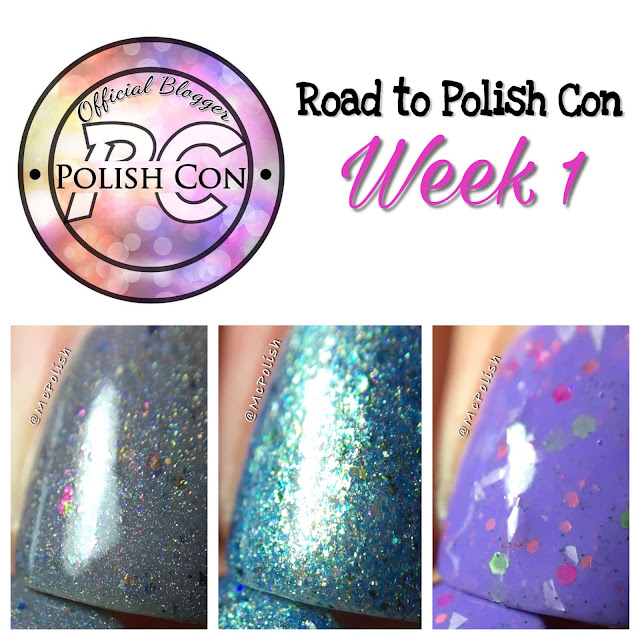 Road to Polish Con - Week 1 - McPolish