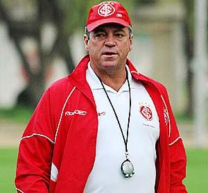 Bola Em Campo Abel Braga No Inter Em 2014