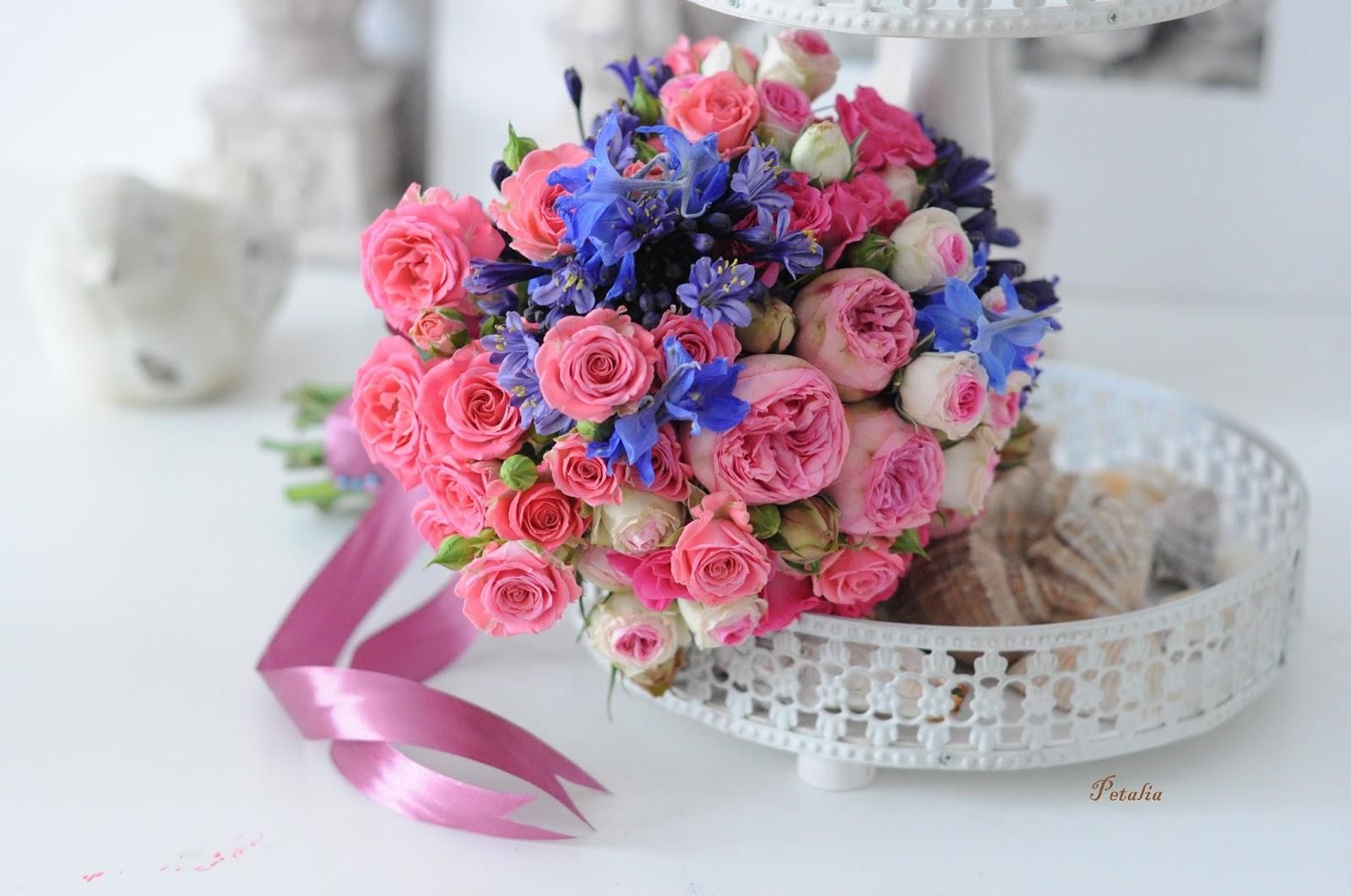 trandafiri de grădină, floricreative.blogspot.com