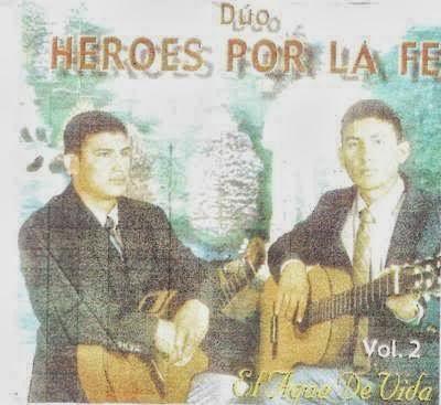 Dúo Heroes Por La Fe-Vol 2-El Agua De Vida-