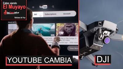 Youtube cambios 2018, noticias, ultimas noticias