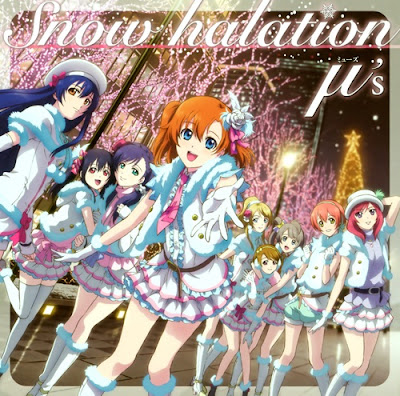Download 2nd Single - Snow Halation