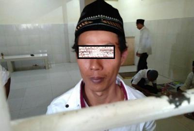 Terdakwa Cabul Divonis 10 Tahun Penjara