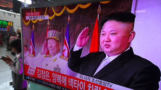 Pyongyang a EEUU: Responderemos 'sin piedad' a cualquier ataque
