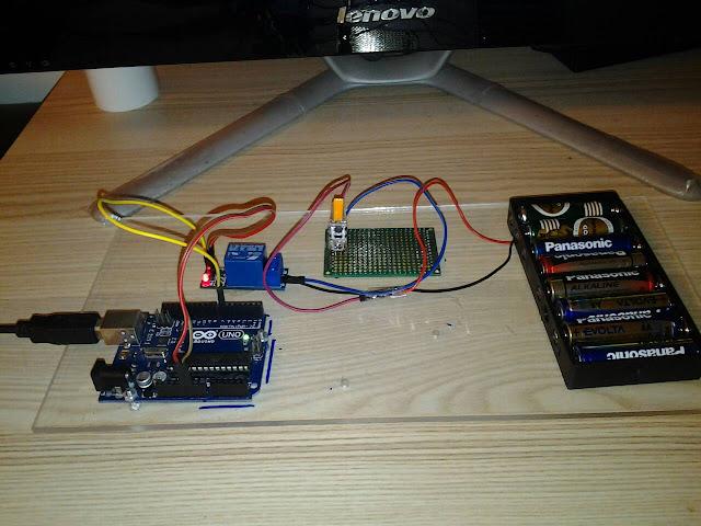 โปรเจค Arduino UNO + Blynk ปิด เปิด ไฟ LED ผ่าน อินเตอร์เน็ต