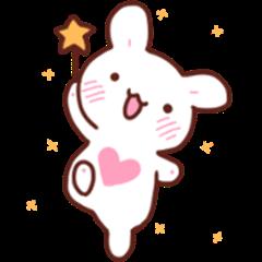 Move!marshmallow rabbit 2