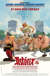 Asterix e o Domínio dos Deuses – Dublado