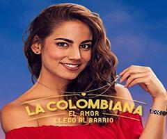 Telenovela La colombiana