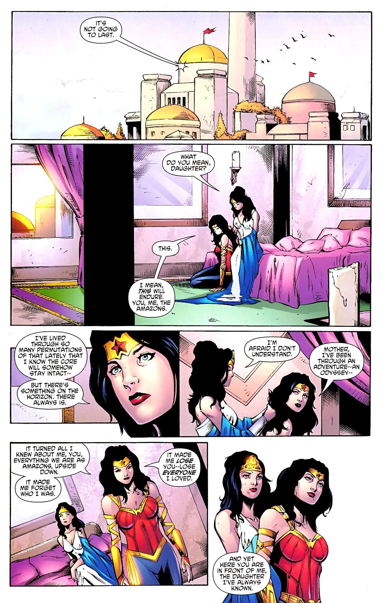 Read online Wonder Woman (2006) comic -  Issue #614 - 18