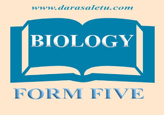 BIOLOGY FORM FIVE NOTES TOPIC 7: HOMEOSTATIS