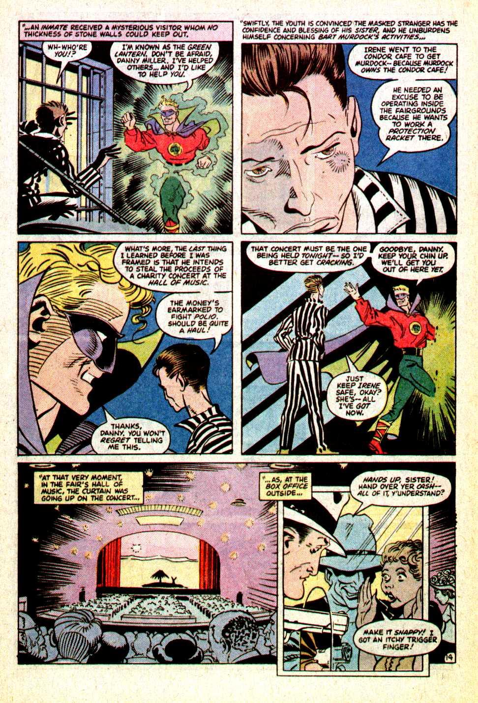 Read online Secret Origins (1986) comic -  Issue #18 - 31