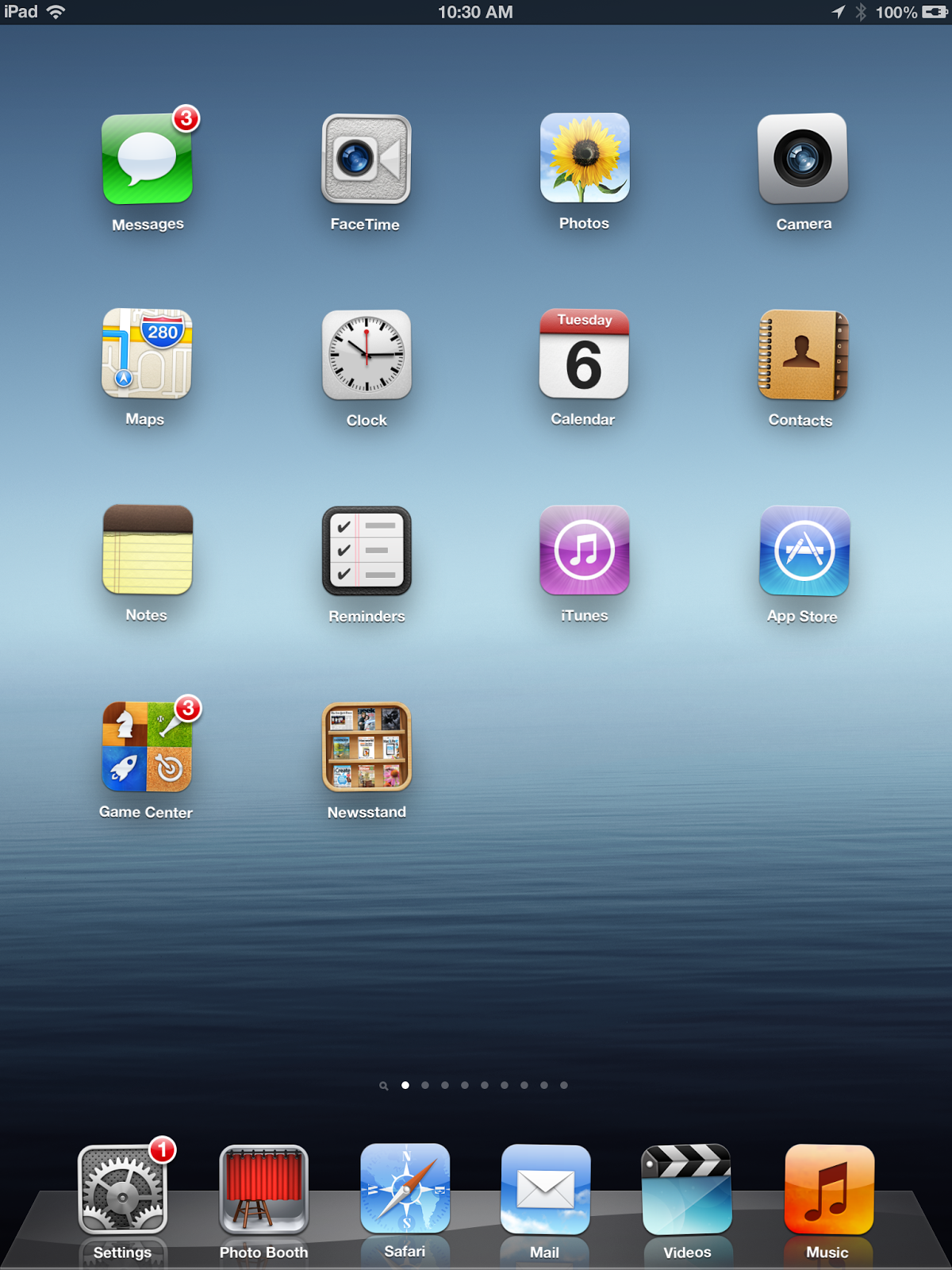quality ipad keeps going back to home screen better experience, enable