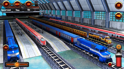 download Train Racing Games 3D 2 Player Apk