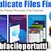 Duplicate Files Fixer | Applicazione Andorid Che Trova e Rimuove i File Duplicati