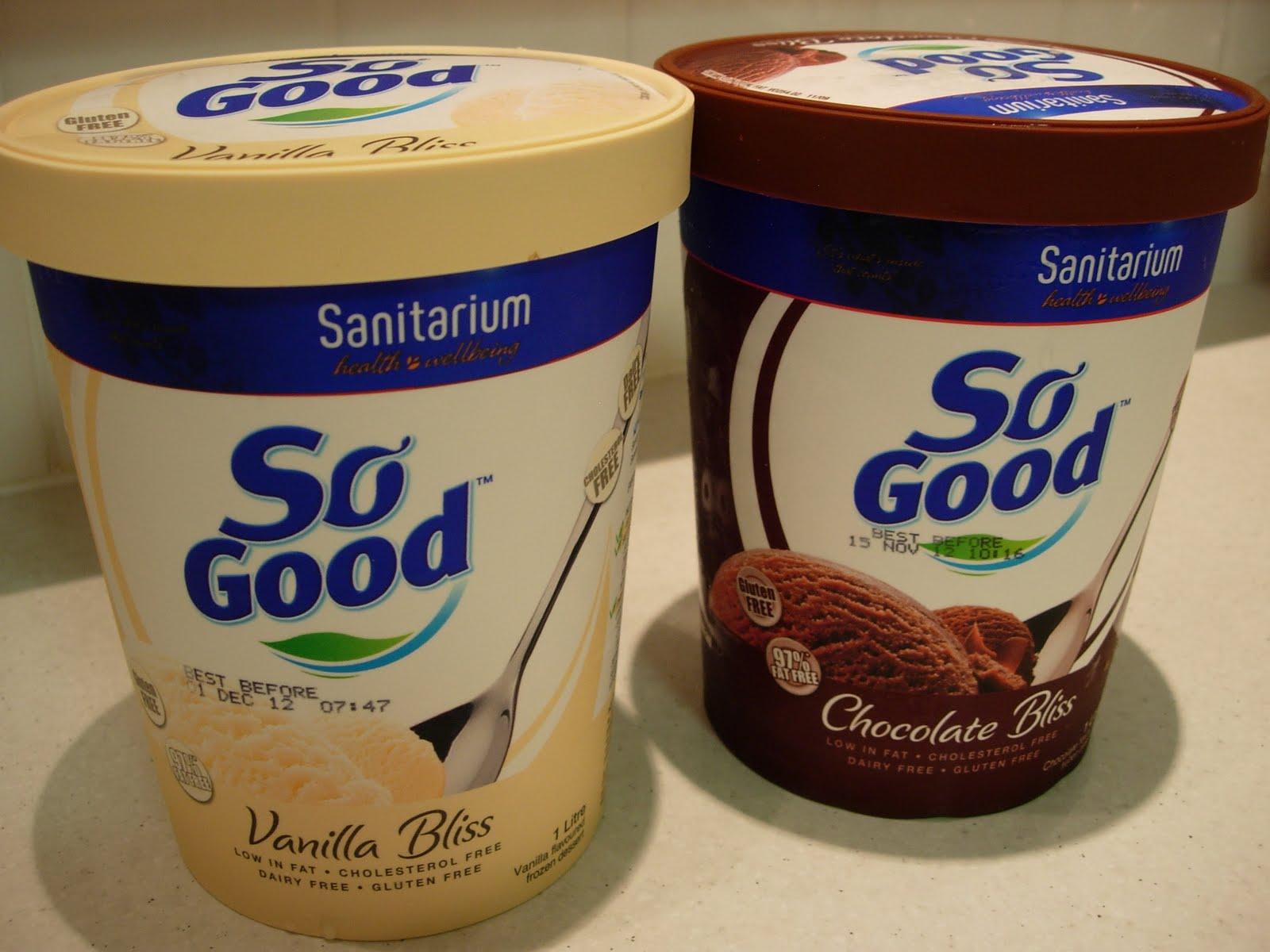 Gluten Free Ice Cream Cones And Cakes In Russia