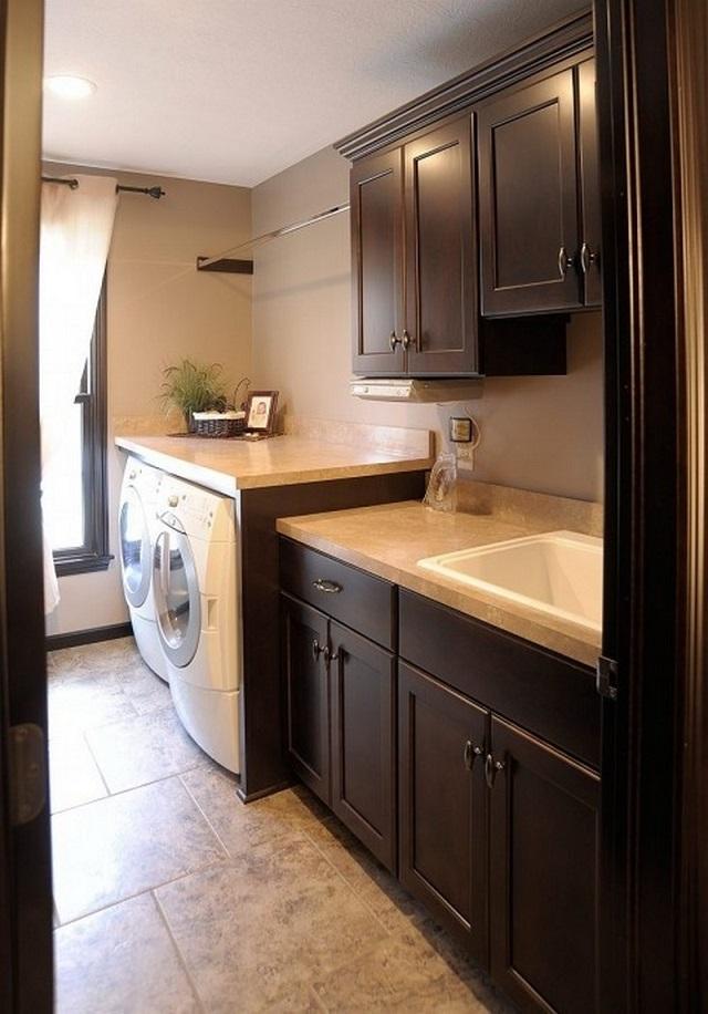40 Super Clever Laundry Room Storage Ideas - Decor Units